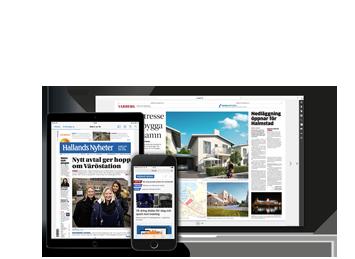 Studentprenumeration på Hallands Nyheter